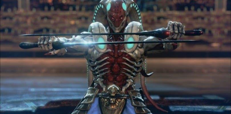 Yoshimitsu llegará al arcade de Tekken 7 con nuevo diseño