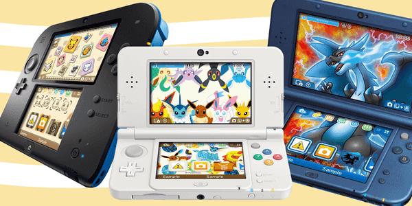 Nuevos Temas De Pokemon Llegan A Las Nintendo 3ds Europeas
