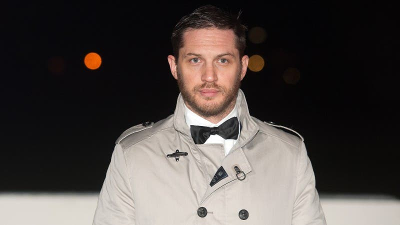 The Sun Military Awards held at the National Maritime Museum - Arrivals. Featuring: Tom Hardy Where: London, United Kingdom When: 11 Dec 2013 Credit: Daniel Deme/WENN.com