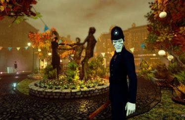 Primer gameplay de We Happy Few