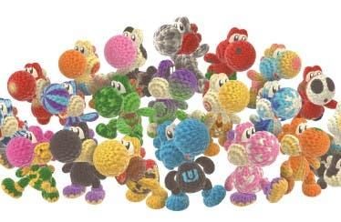 Video Gameplay de Yoshi's Woolly World
