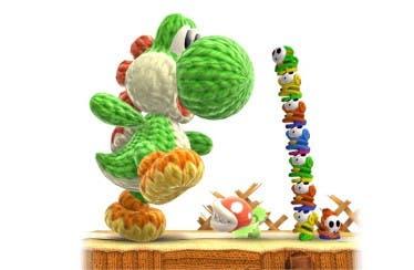 Yoshi's Woolly World nos presenta su tráiler del E3