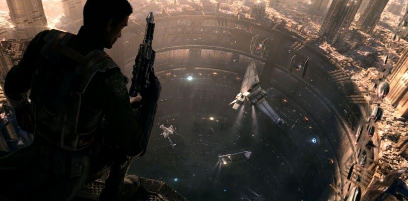 Se apreciarán las influencias de Uncharted en el Star Wars de Visceral