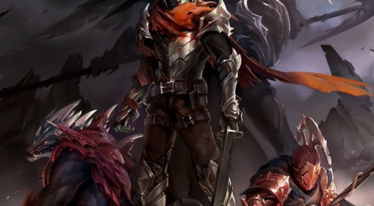 Imagen de Primer tráiler de Death's Gambit para PlayStation 4