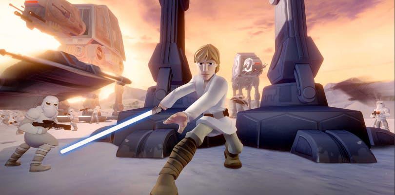 Imágenes del Play Set de Star Wars: Rise Against the Empire para Disney Infinity 3.0