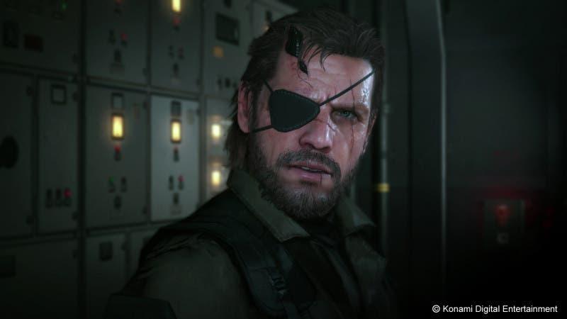 Metal Gear V: Phantom Pain Areajugones 1