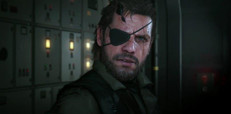 Descubre cómo es el nuevo póster de Metal Gear Solid V: The Phatom Pain que ha mostrado Kojima
