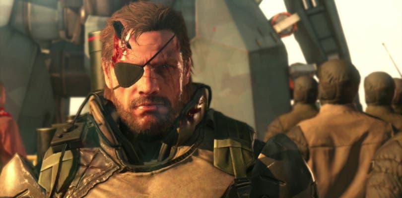 La sangre de Snake en Metal Gear Solid V no se limpiará sola
