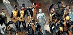 Nuevo vistazo de algunos protagonistas de X-men: apocalypse