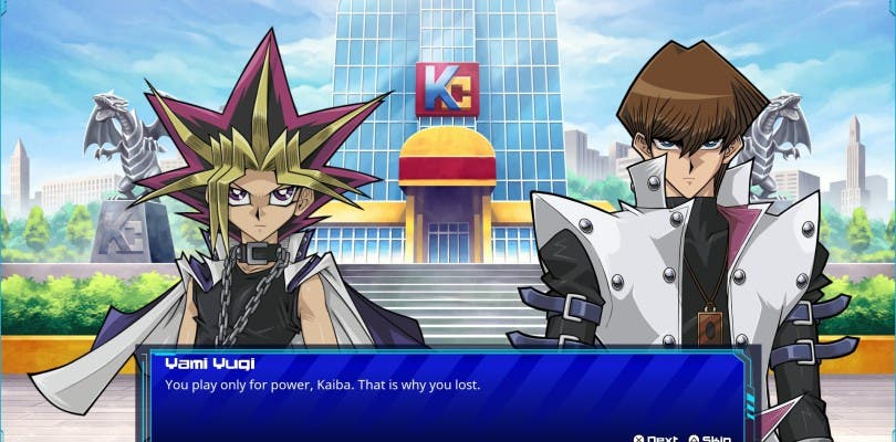 Yu-Gi-Oh! Legacy of the Duelist ya se encuentra disponible