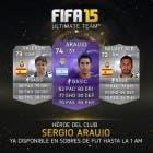 Araujo, nuevo Héroe para FIFA 15 Ultimate Team