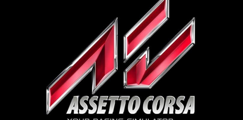 Así es la conducción con mando y volante en Assetto Corsa