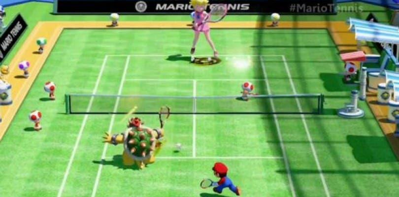 Mario Tennis Ultra Slam anunciado para Wii U