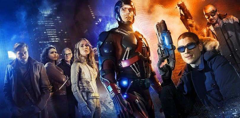 The CW lanza un nuevo avance de DC's Legends of Tomorrow