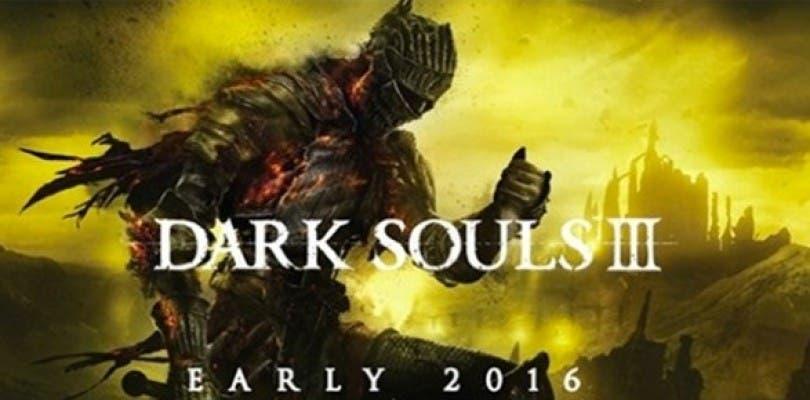Dark Souls III abre un nuevo sitio web
