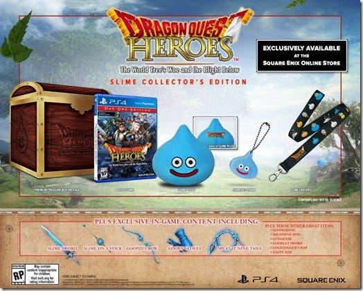 Dragon Quest Heroes EE