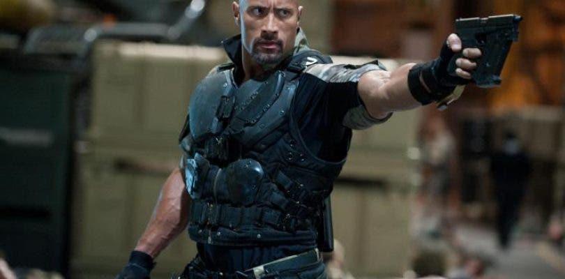The Rock podría debutar como Black Adam en Escuadrón Suicida 2
