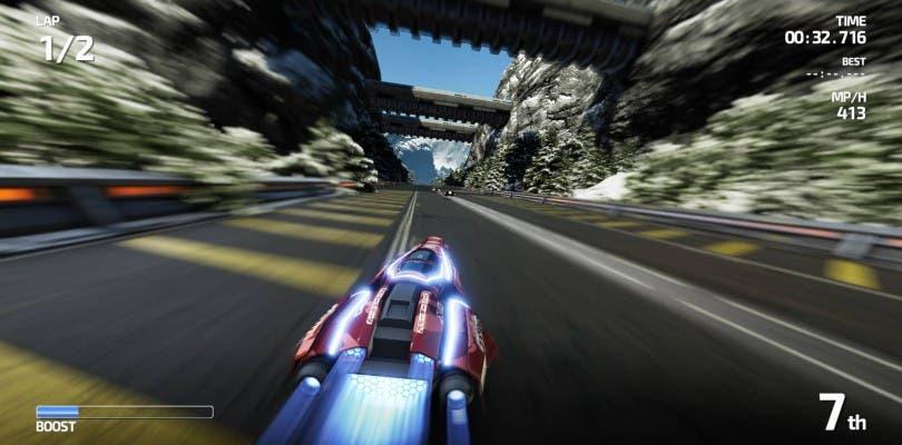 FAST Racing Neo recibirá una actualización el mes que viene