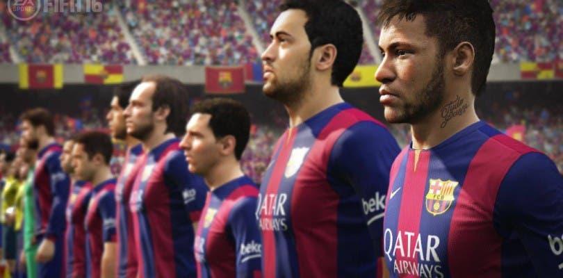 Una web pide a Electronic Arts que se traduzca FIFA 17 al catalán