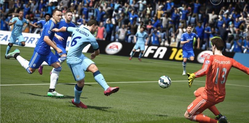 Un nuevo parche para FIFA 16 llegará pronto