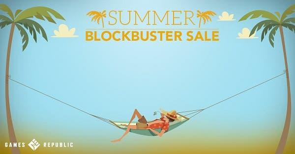 Games Republic Summer Sale