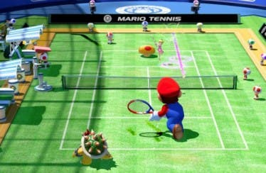 Nuevo gameplay de Mario Tennis: Ultra Smash