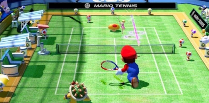 Nuevo gameplay de Mario Tennis: Ultra Smash