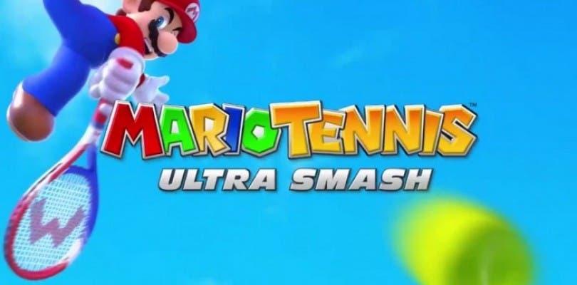 Nintendo muestra el tráiler de lanzamiento de Mario Tennis: Ultra Smash