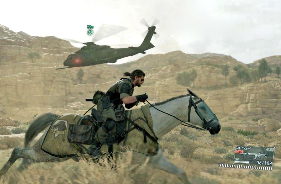 Imagen de Kojima desvela cuáles eran sus intenciones con Metal Gear Solid V