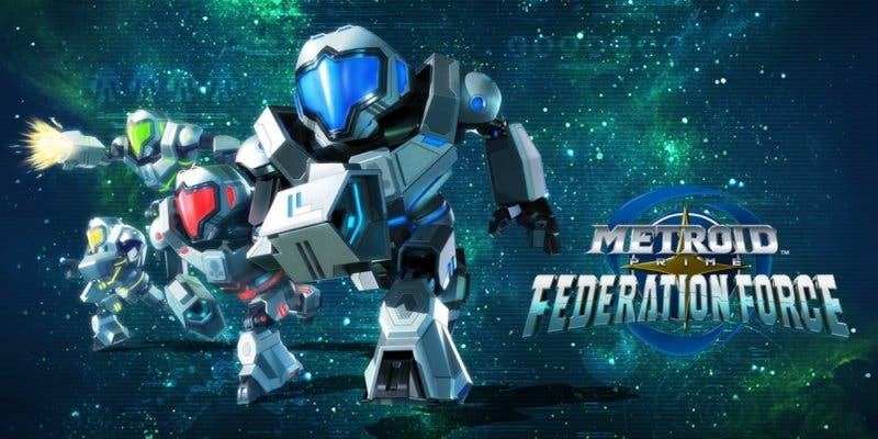 Metroid Federation Force