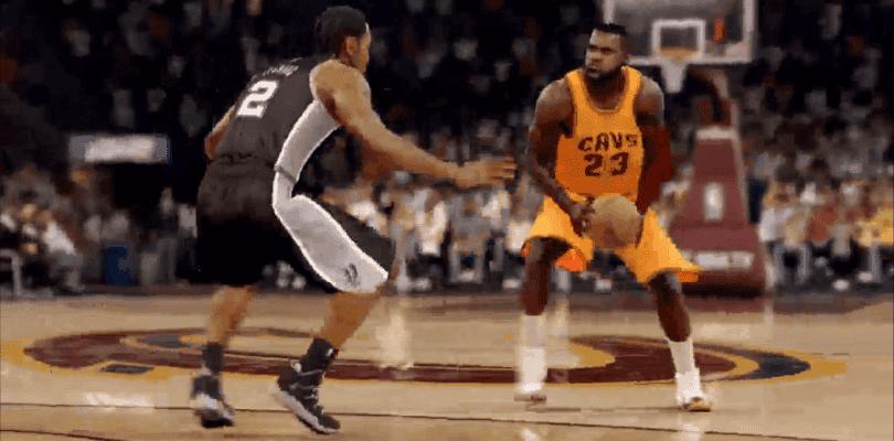 Electronic Arts admite la superioridad de 2K en el baloncesto