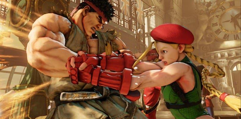 Posible vuelta de la beta de Street Fighter V