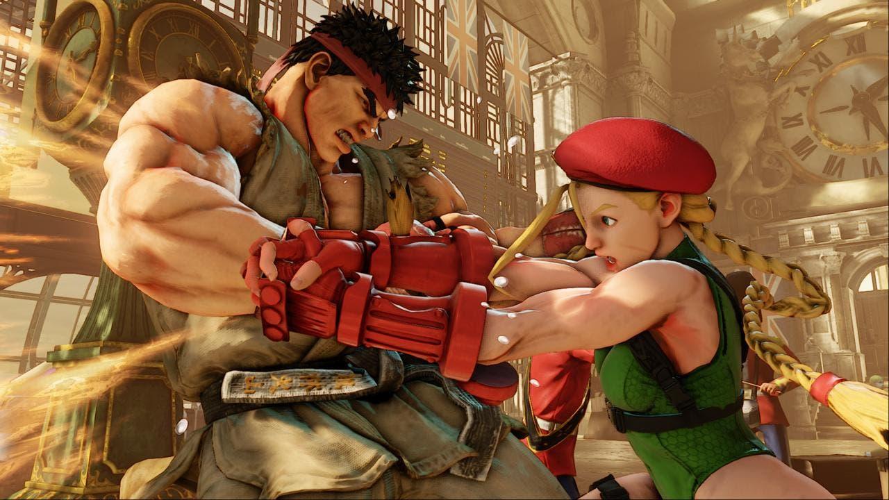 Imagen de Street Fighter V podría llegar a tener un ciclo vital de 5 años