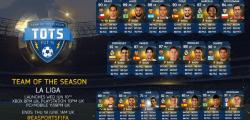 Estos son los TOTS de la Liga BBVA para FIFA 15 Ultimate Team