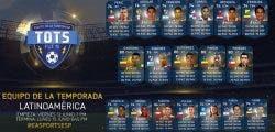 Los TOTS de Latinoamérica debutan en FIFA 15 Ultimate Team