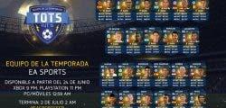 Nuevo TOTS EA Sports para FIFA 15 Ultimate Team