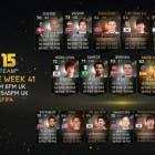 Equipo de la Semana FIFA 15 Ultimate Team (24 junio – 1 julio)