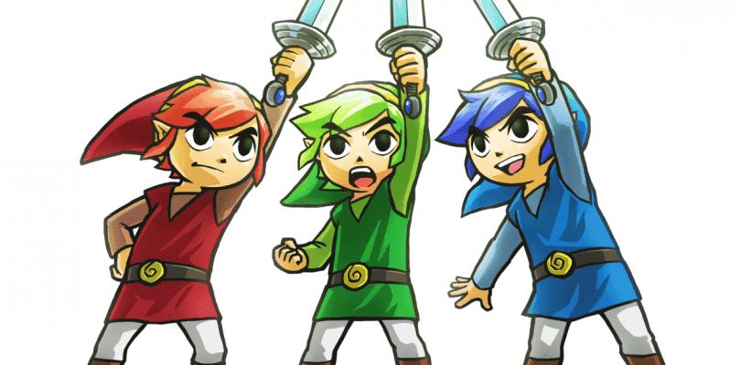 Así son los trajes de The Legend of Zelda: Tri Force Heroes