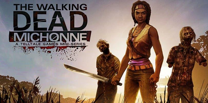 Telltale Games publica en Twitter una imagen del personaje de Michonne