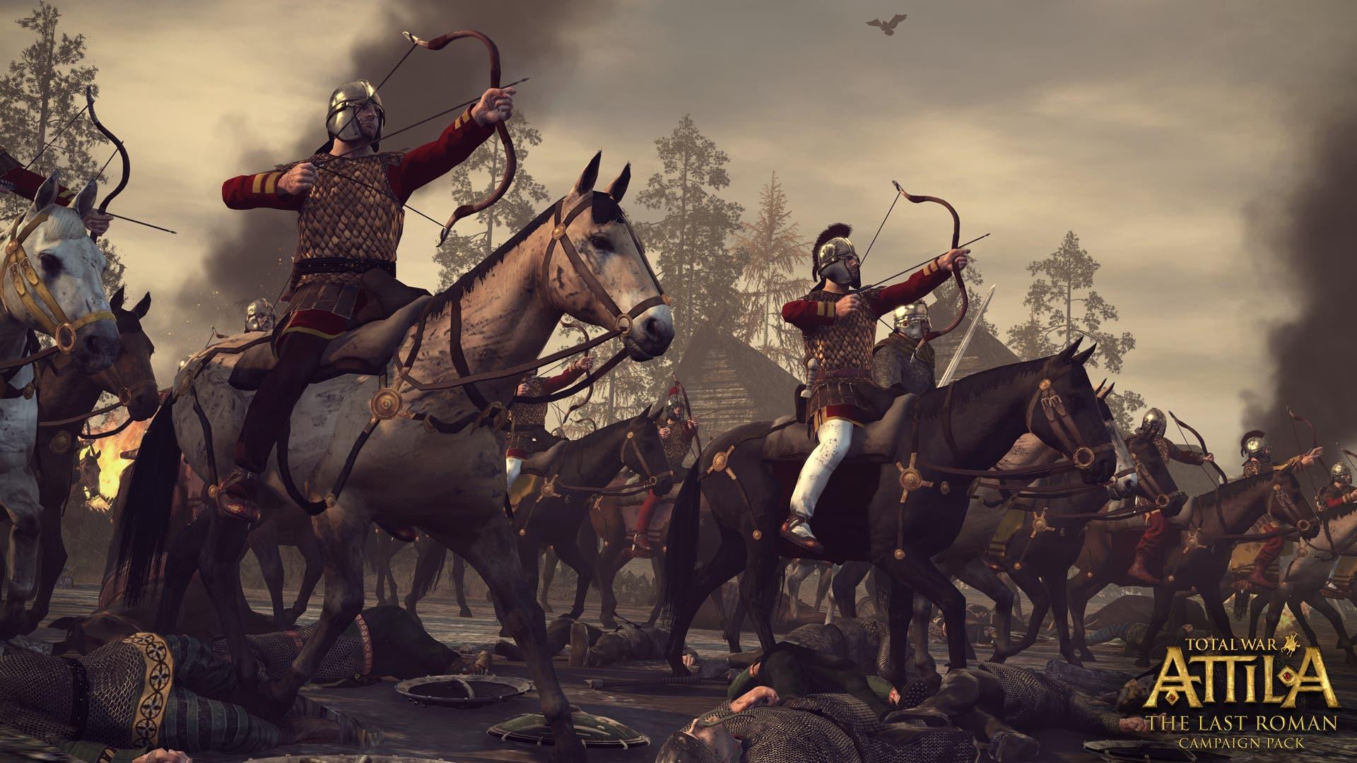Total War Attila El Ultimo Romano Areajugones