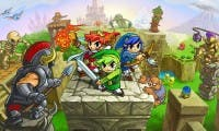 Disponible la actualización de The Legend of Zelda: Tri Force Heroes