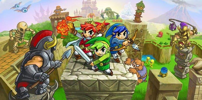 Disponible la actualización de The Legend of Zelda: Tri Force Heroes