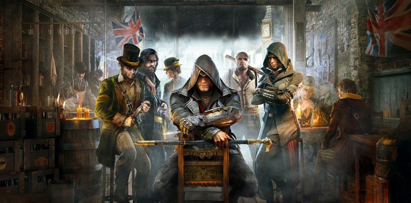 Assassin's Creed Syndicate recibe el pack de personalización Steampunk
