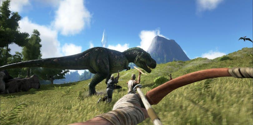 La versión de Ark: Survival Evolved de PlayStation 4 ya está lista