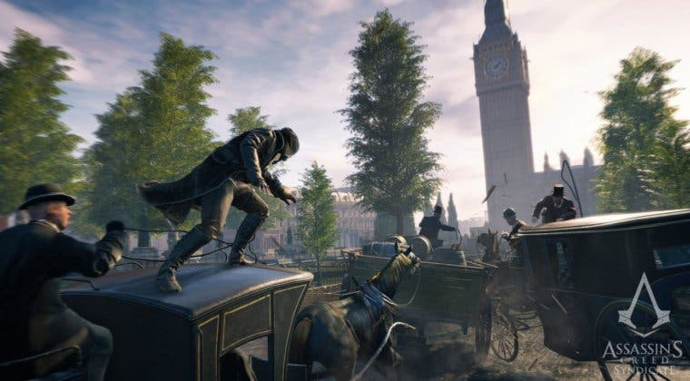 Imagen de Nuevos detalles de Assassin's Creed Syndicate en un nuevo vídeo