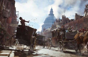 Se publica un nuevo gameplay de Assassin's Creed Syndicate
