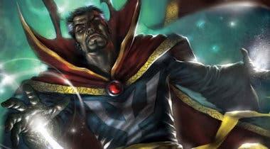 Imagen de Primera imagen del rodaje de Doctor Strange
