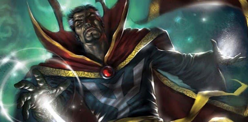 Primera imagen del rodaje de Doctor Strange