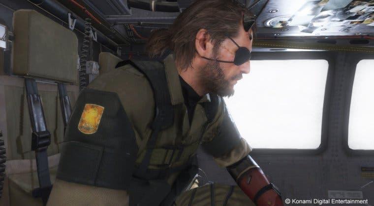 Imagen de Gecco muestra una nueva versión de Venom Snake de Metal Gear Solid V