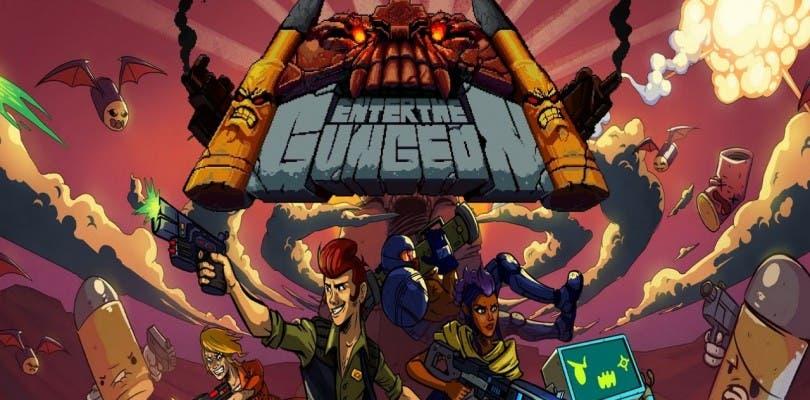 Enter the Gungeon también verá la luz en Nintendo Switch